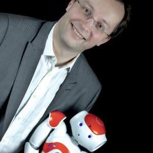 Conférencier Alain Goudey