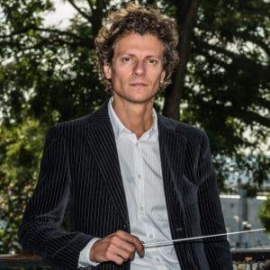 Chef d'orchestre Nicolas Krauze