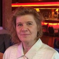 Sylvia Cornet de Sawyn