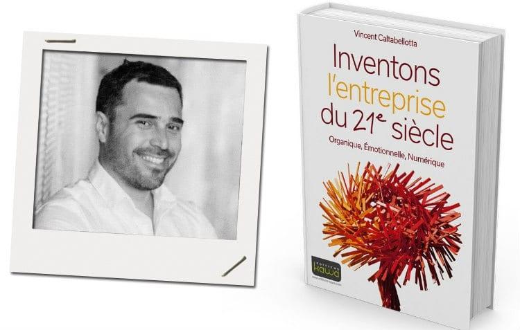 Nouveau livre de Vincent Caltabellotta